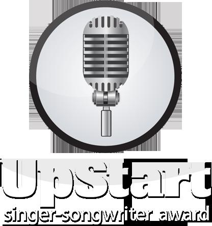 Upstart singer songwriter award